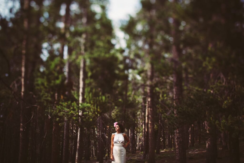 Summer Wedding Colorado